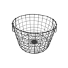 Professional Hanging Home Storage Customized Design Wire Metal Baskets