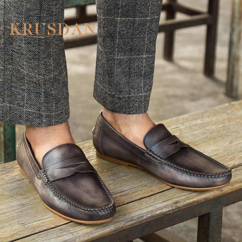 genuine gold men shoes Wholesale mexico summer leather for 1z78nxtwq