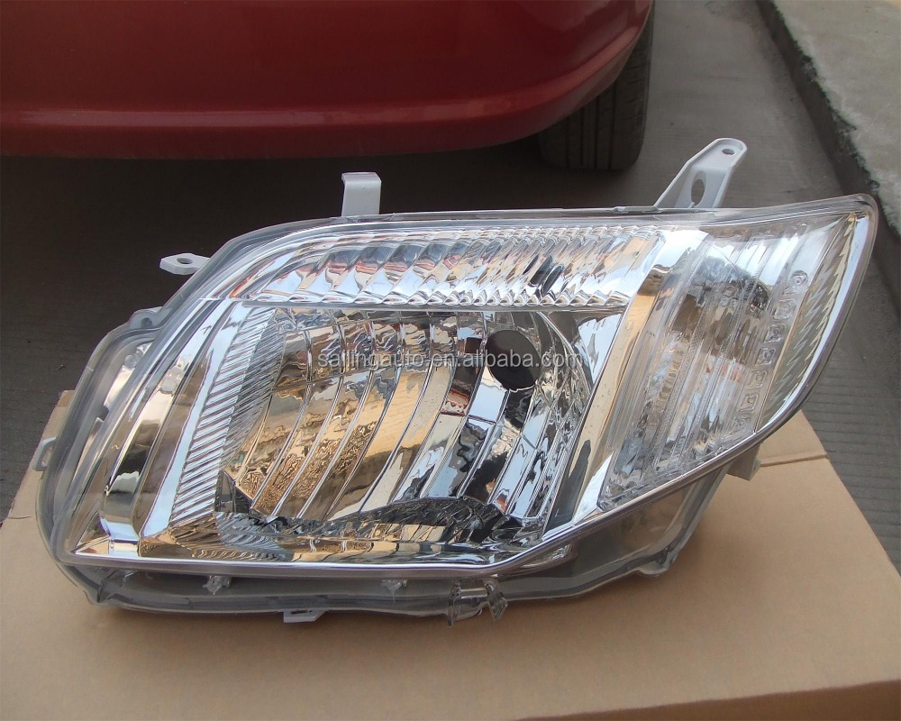 81150-12B00 81110-12B00 HEAD LAMP FOR COROLLA AXIO FIELDER 06
