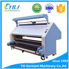 knitting textile machines machine weaving underwear fabric shrink and inspection machine