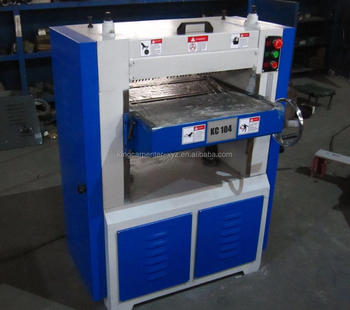 Woodworking Double Sides Wood Planer Thicknesser Moulder Machine