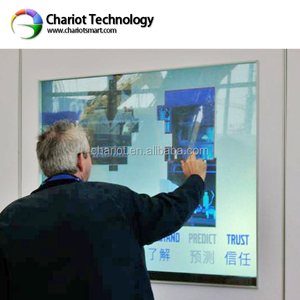 ChariotTech large touch screens monitors incomparable visual enjoyment with best price