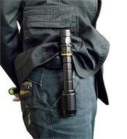 Aluminium Flashlight Zoomable Led Flashlight, Led Flashlight Torch, police led torch flashlight