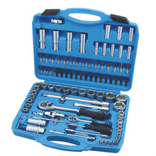 94 Piece Household Socket Set, torque wrench hand tool set