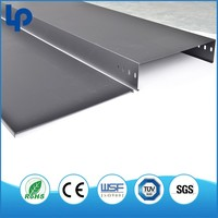 Payment protection ladder type cable tray support system