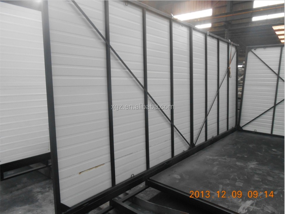 Foldable storage container exported Australia with CE certification