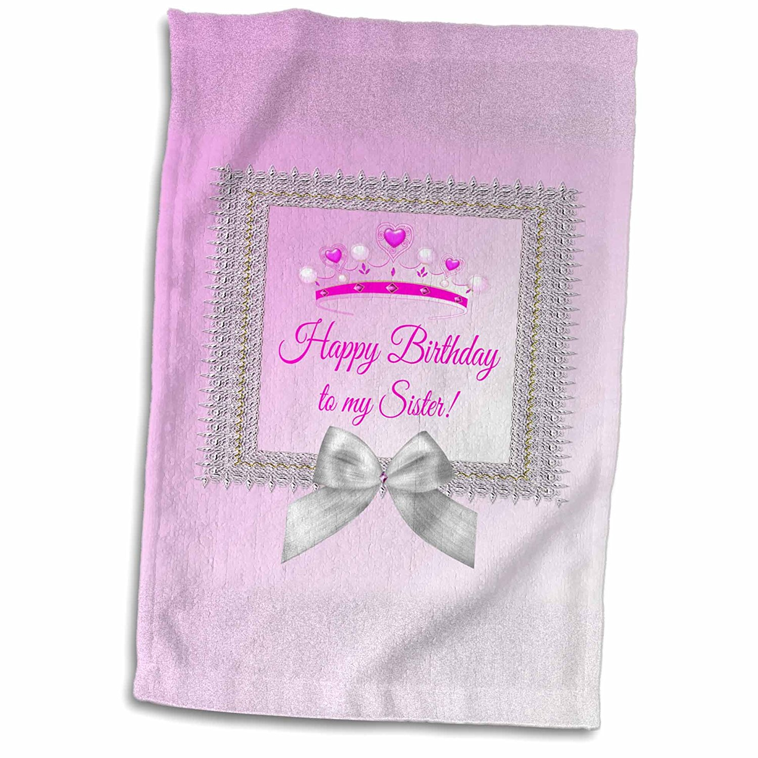 Buy Beverly Turner Birthday Design Princess Crown Silver Frame