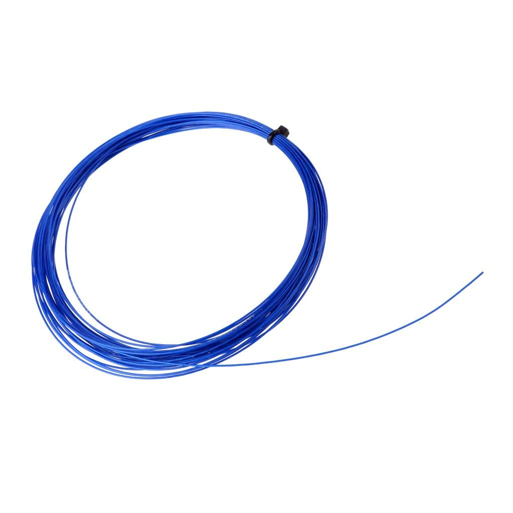 Homyl 10m Badminton Tennis Racket Racquet String Replacement Restring Lines Wire