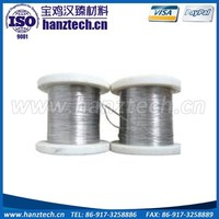 UNS N06600/W.Nr2.4816 annealing inconel welding wire