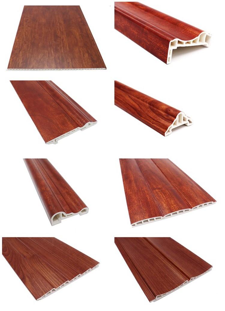 Wood Gain Pvc Kitchen Skirting Kitchen Plinth - Buy ...