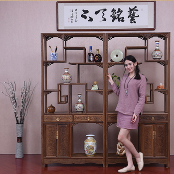 China Manufacturer Wooden Shoes Display Cabinet With Low Price ...