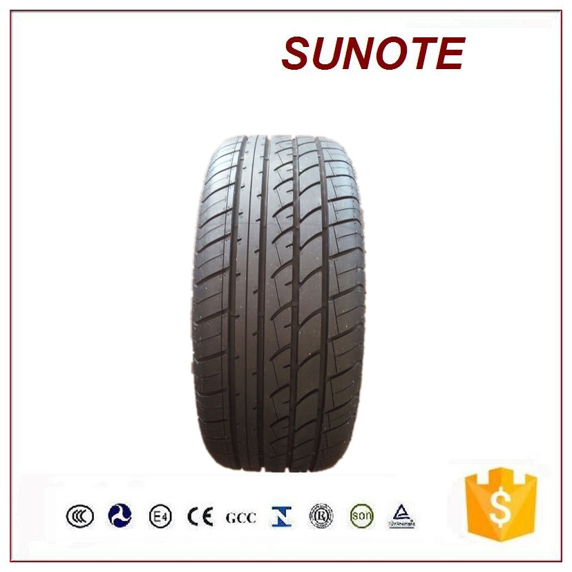 Chinese popular semi-steel radial SUNOTE tire 205 75 15