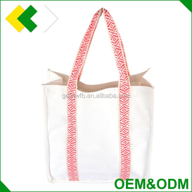 Factory price customized printing handle cotton bag organic vintage tote japan canvas bag for Shopping, School and Office Use