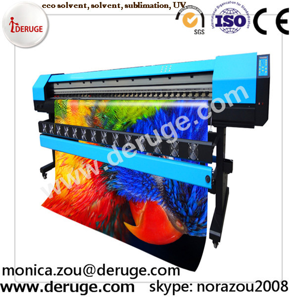 Deruge Digital Foil Printer Digital Advertise Printer