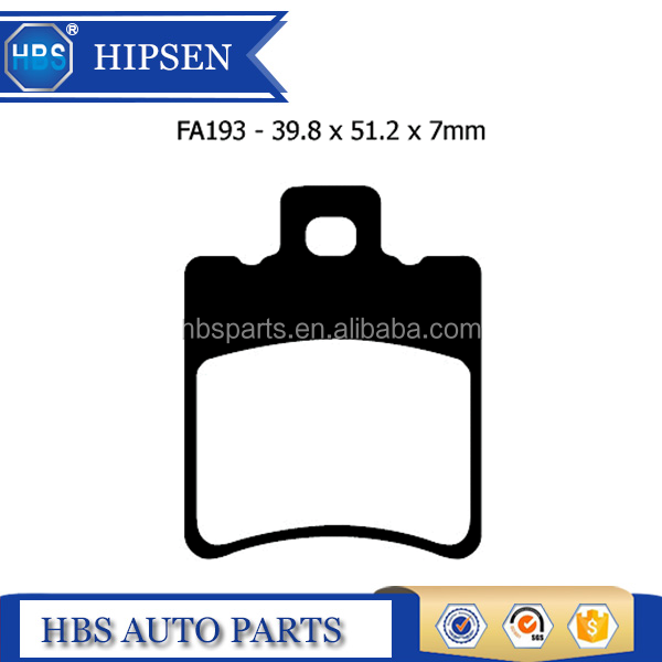 Honda SFX 50 FA193 Brake Pads