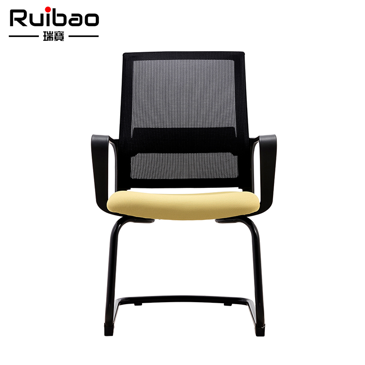 China PU Leather Practical Meeting And Visitor Chair Commercial Office Furniture
