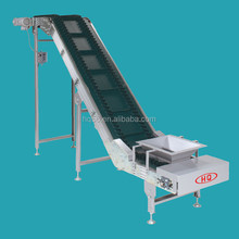 Portable Inclined Pu Pvk Incline Belt Conveyor