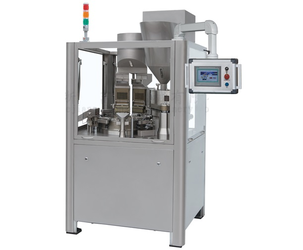 2019 China Factory best quality NJP-2500 fully automatic capsule filling machine size <strong>0</strong>, 00 and size 1