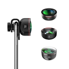 Fullscreen Fisheye Wide Angle Macro HD Lenses Mobile Phone Camera Lens