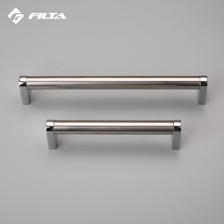 Filta stainless steel furniture kitchen bedroom cabinet pulls  sliding barn door handle