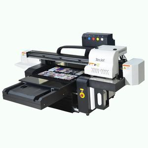 TECJET Dx5, DX7,XP600 printhead 6090 uv flatbed printer 3d effect glass printing machine