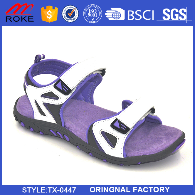 Adjustable Strap Girl's Trail Outdoor Water Shoes Sport Sandals
