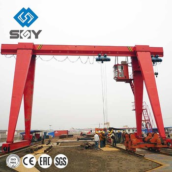 Crane Lifting Frame 10 Ton A Gantry