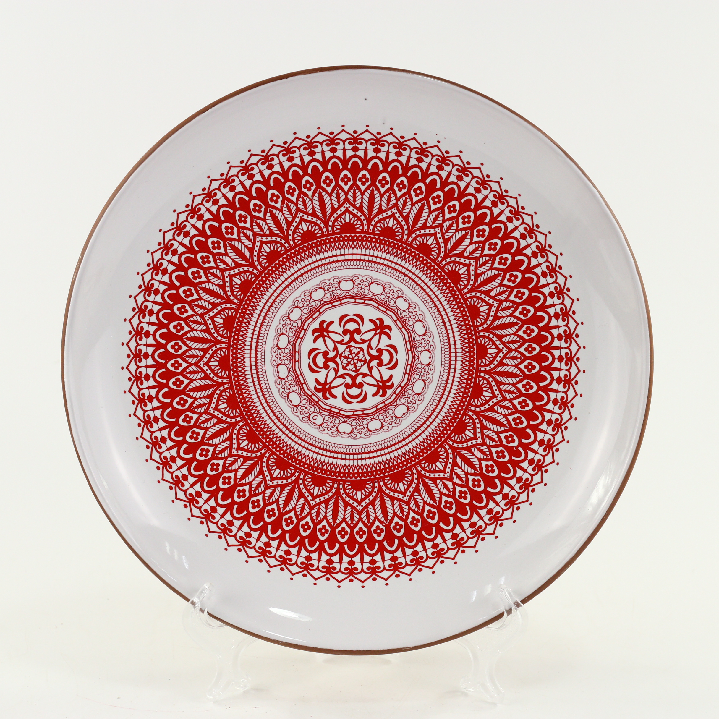Terracotta Customized Shape or Decal Dish and Plate