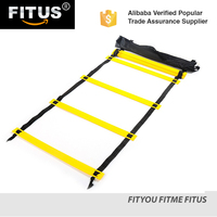 FITUS athletics sports speed equipment training Speed Agility Ladder Training Ladder