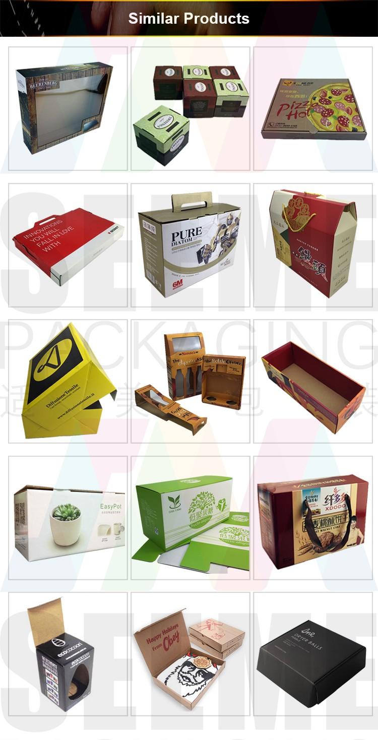 Corrugated Paper 16 inch cheap pizza boxes