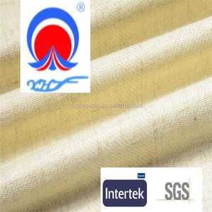 Factory Wholesale linen 3 pass coated Blackout Curtain Fabrics