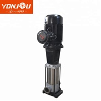 YONJOU QDL Vertical Multistage stainless steel centrifugal water pump
