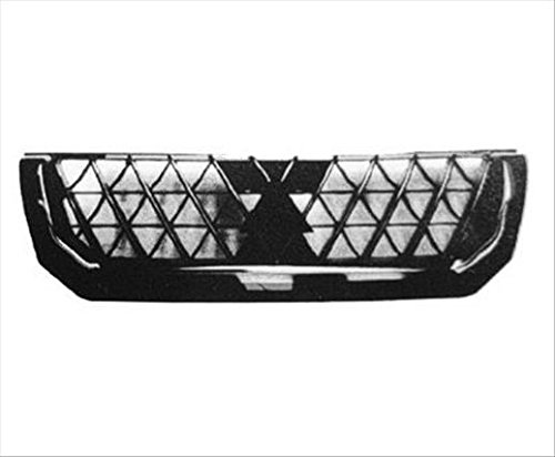 OE Replacement Mitsubishi Montero Sport Grille Assembly (Partslink Number MI1200238)
