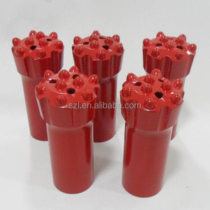 rock drill jack hammer bit for quarring and mining