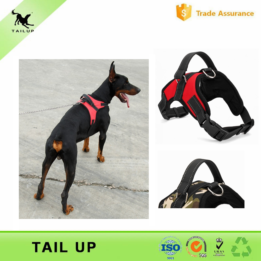 New Arrival Service Dog Harness Ruffwear Training Padded Pet Vest