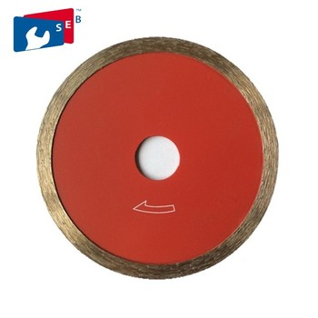 Wet Cutting Diamond Ceramic Tiles Cutter Blade for Glass and Granite