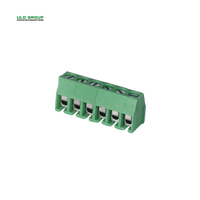 High Quality 3.5mm 3.96mm PCB Wire Protector terminal block manufacturer - China ULO Group 028