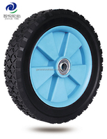 10 inch wheel stroller rubber tire