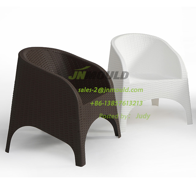household plastic mould / rattan chair mould