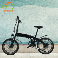 professional race foldable electric bicycle simple low price lady bike best quality