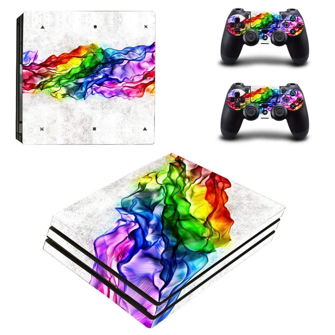 Faceplates, Decals & Stickers Cod 201 Vinyl Skin Sticker Cover For Sony Ps4 Pro Playstation 4 Pro Decals Special Summer Sale Video Game Accessories