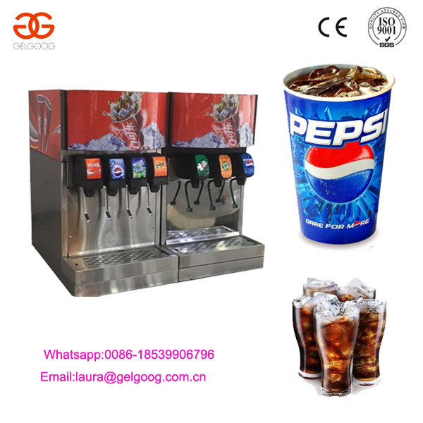 soda beverage dispenser/cold drinks dispensing machines
