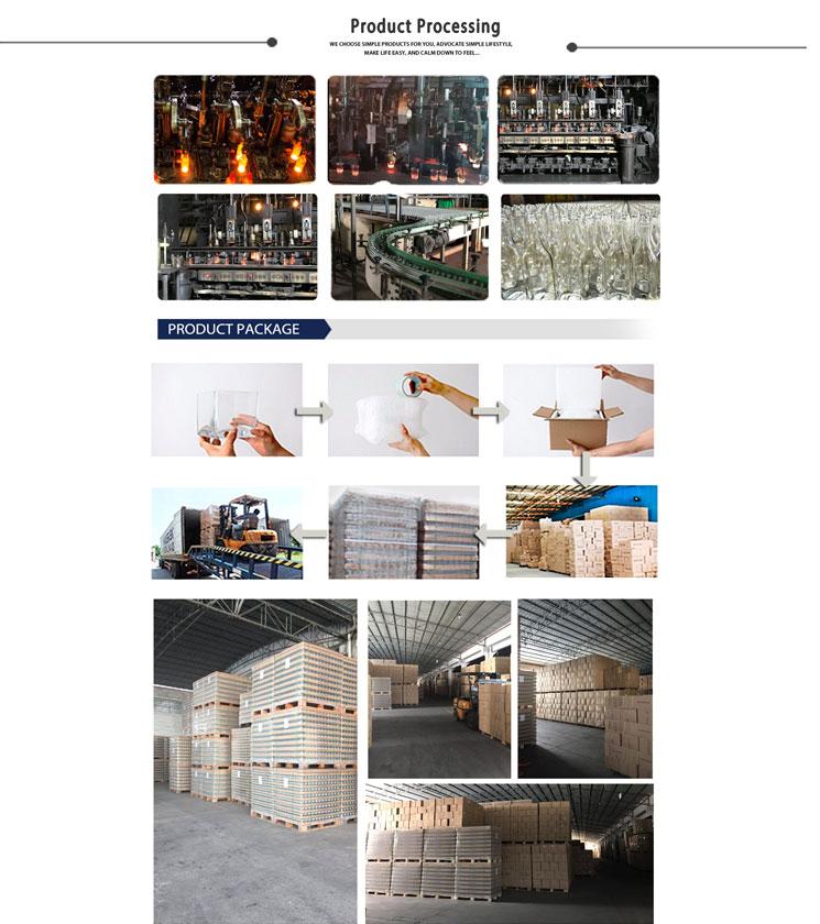 China singgwan Herstellung Speicherlebensmittel kundenspezifisches Honigglas