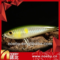 NOEBY wholesale 95mm 23g variable sinking various colors fishing lure