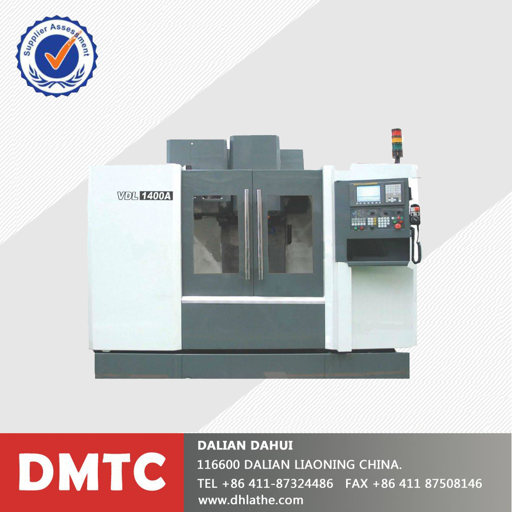 Reliable Performance VDL600A Vertical Machining Center Made in China Higher Market