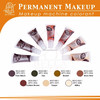 Creamy Permanent makeup ink pigment for cosmetic and tattoo