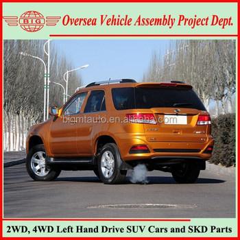 Mitsubishi Engine China Best Suv Tires Automatic 5 Sd Gasoline 4wd Suvs