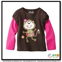 BKD cheap wholesale baby t shirts for promotion