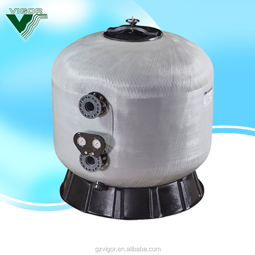Swimming equipment Factory best industrial water well sand filter