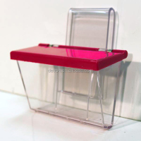 Acrylic suggestion opinion box,acrylic mailbox letter box mail box